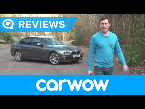 BMW 3 Series Saloon 2018 review   Mat Watson Reviews