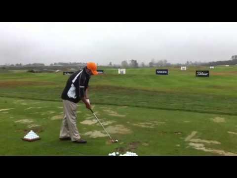 Jose Maria Olazabal - Volvo Golf Champions 2012