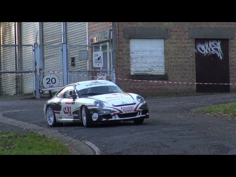 Porsche 911 GT3 Rally - Special 2014 - Action, Drift, Sound (HD)
