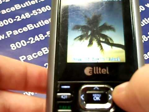 LG Banter AX265 Erase Cell Phone Info - Delete Data - Master Clear Hard Reset