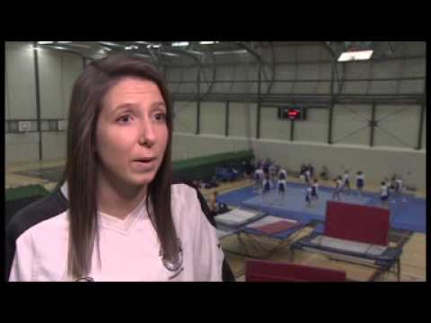 Fixers Fit Girls Story on ITV News Meridian East, April 2013
