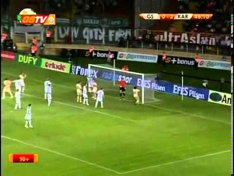 Galatasaray 2 - 2 Karpaty Lviv.. (Maçın Geniş Özeti) 19.08.2010