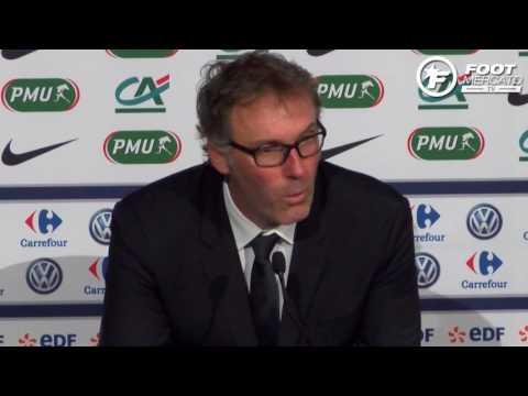 PSG : Laurent Blanc annonce ses envies pour le mercato d'été