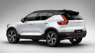 [Hot News] Volvo XC40 Pure Electric Version Coming This Year