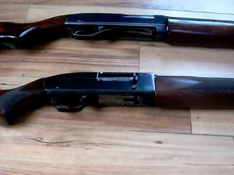 Winchester model 50 Semiauto 12 Gauge Shotgun
