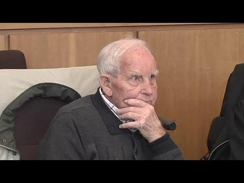 Former Nazi guard acquitted after evidence was lost