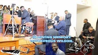 Musician's Tribute to TraENT AKA Liltraveous Wilson