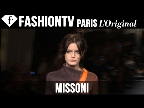 Missoni Fall/Winter 2014-15 FIRST LOOK | Milan Fashion Week | FashionTV