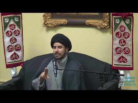 19th Ramadan 2018 Shab-e-Zarbat Majlis - Maulana Syed Hussain Ali Nawab