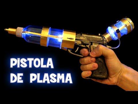 Cómo hacer una Pistola Casera para Cosplay
