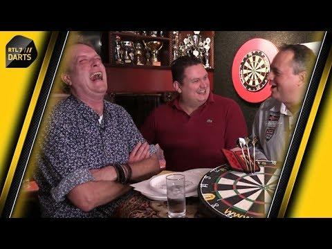 Darts Inside: Gezellige boel met 'Hotlegs' Moen! - RTL 7 DARTS INSIDE
