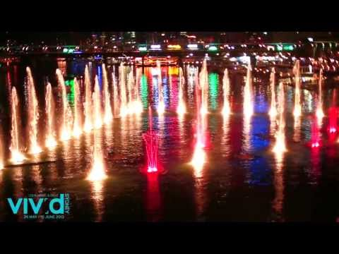 Vivid Darling Harbour 2013