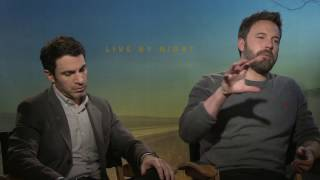 Live By Night: Ben Affleck & Chris Messina Official Movie Interview
