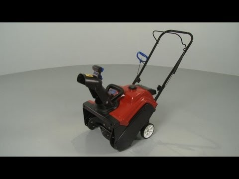 Toro Snowblower Disassembly