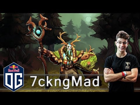 OG.7ckngMad -VS- Topson - Ranked Match - OG Dota 2.