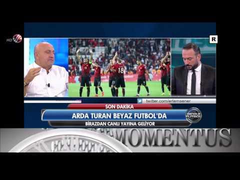 (T) Beyaz Futbol 8 Ekim 2016 Tek Parça -Arda Turan Beyaz Futbol'da