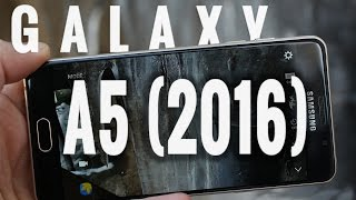 Samsung Galaxy A5 (2016) review