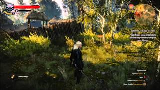 The Witcher 3 ep3 Geralt y la dama del pozo.