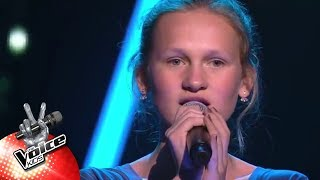 Kato 39 Something Just Like This 39 Blind Auditions The Voice Kids Vtm