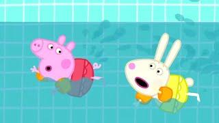 Peppa Pig en Español Episodios completos | ¡A Nadar! | Pepa la cerdita