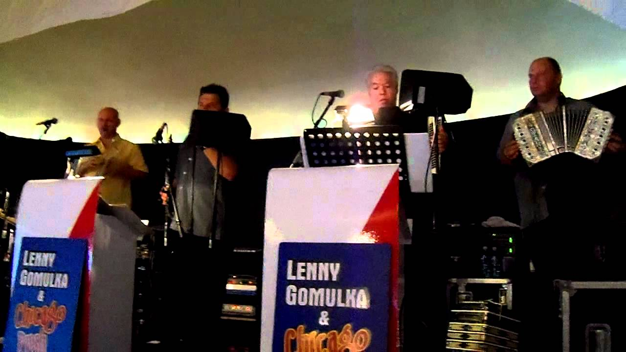 Lenny Gomulka & Chicago Push - Stephan's Christmas Party - YouTube