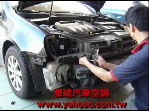 replacement compressor receiver drier vw golf tdi