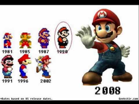 La verdad sobre Mario - (Loquendo)