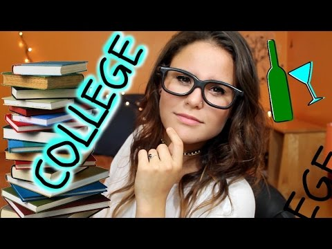 COLLEGE ADVICE: Partying, Roommates & More!
