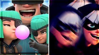 Clash Royale - 4 NEW CARDS & 2 HEROES LEAKED!