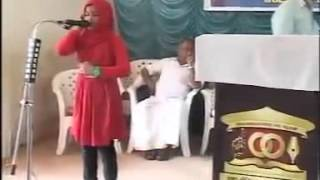 Little Girl Like Doctor Zakir Naik