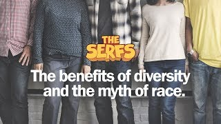The benefits of diversity and the myth of race