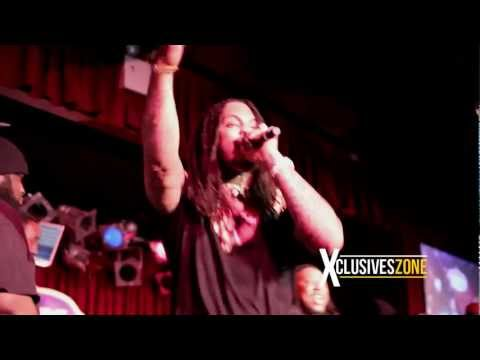Waka Flocka Brings Out Swizz Beatz, Maino & Wyclef Jean In New York!