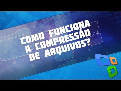 TecMundo Explica: Como funciona a compressão de arquivos?