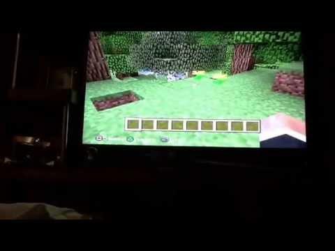 Minecraft como pasar de modo creativo a modo supervivencia desde la ps3