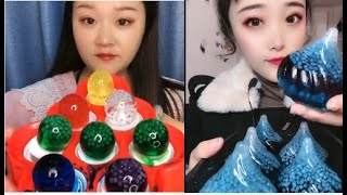 THE ICE EATING ASMR VIDEO