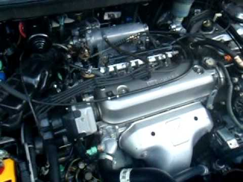 1995 Honda Odyssey Motor Running Great Youtube