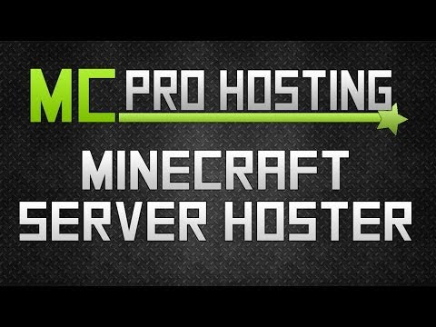 McProHosting Minecraft Server Hosting KevFive Review