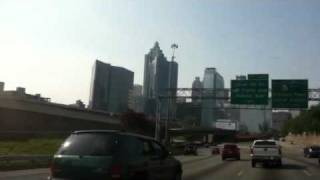 Asi se ve atlanta Georgia