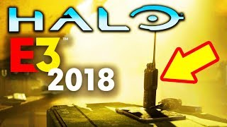 Halo Infinite Trailer HIDDEN MESSAGES in plain sight