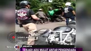 [VIRAL] Kecelakaan Moge Vs Mobil SUV - iNews Sore 21/01