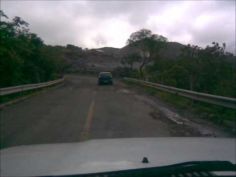 CARRETERA AMATEPEC-TLATLAYA. EDOMEX