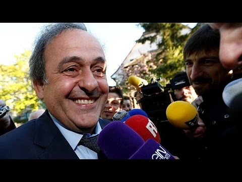 "Michel Platini se dit ""optimiste"" après son audition devant le Tribunal arbitral du sport"