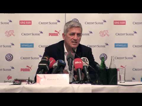 Nati-Coach Vladimir Petkovic über die neuen Spieler