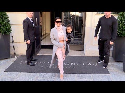 Kim Kardashian zapomniała o córce!