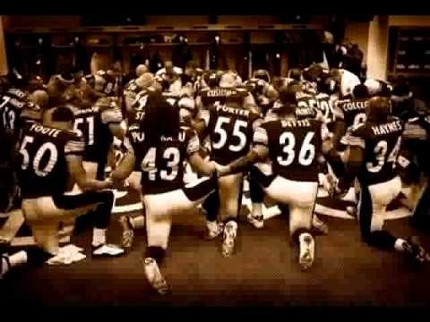 Pittsburgh Steelers Prayer