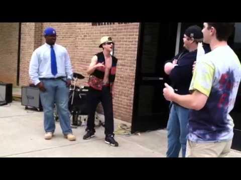 Epic Rap Battle at Central Virginia Community College.
