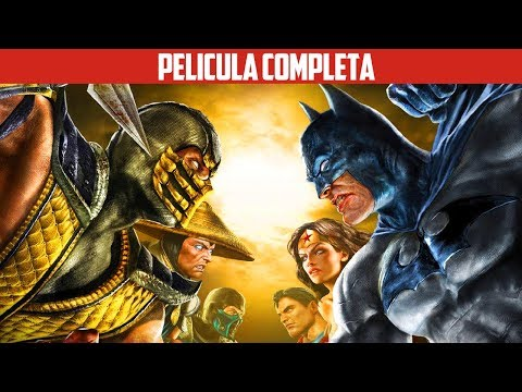 Mortal Kombat Vs Dc Universe | Historia | EspaÑol video