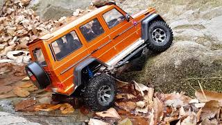 RC CAR  MST CFX-W Benz G-Class Bargain Rock Crawler