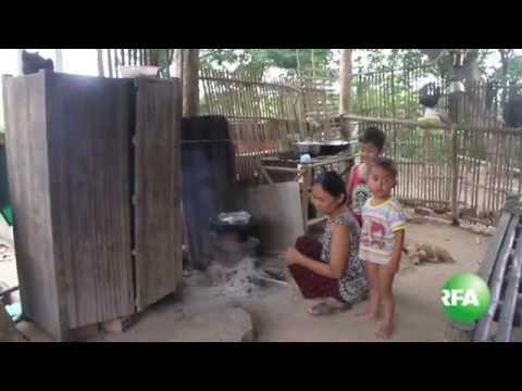 Migration of People of Prey Veng Province