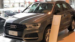 Avaliação | Audi Q3 Black Edition TFSI 2019 | Canal CarSpeed